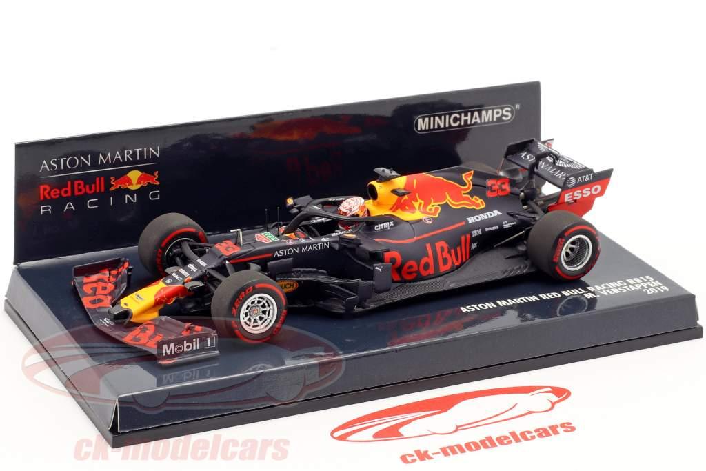 Max Verstappen Red Bull Racing RB15 #33 Formel 1 2019 1:43 Minichamps