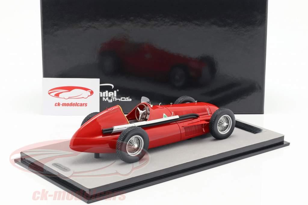Alfa Romeo 159 Press version 1951 red 1:18 Tecnomodel