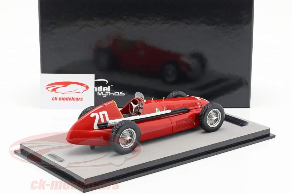 Giuseppe Farina Alfa Romeo 159 #20 3rd Spanien GP Formel 1 1951 1:18 Tecnomodel