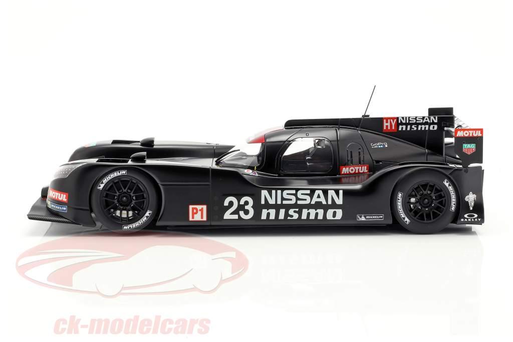 Nissan GT-R LM Nismo #23 Test Car 24h LeMans 2015 1:18 AUTOart