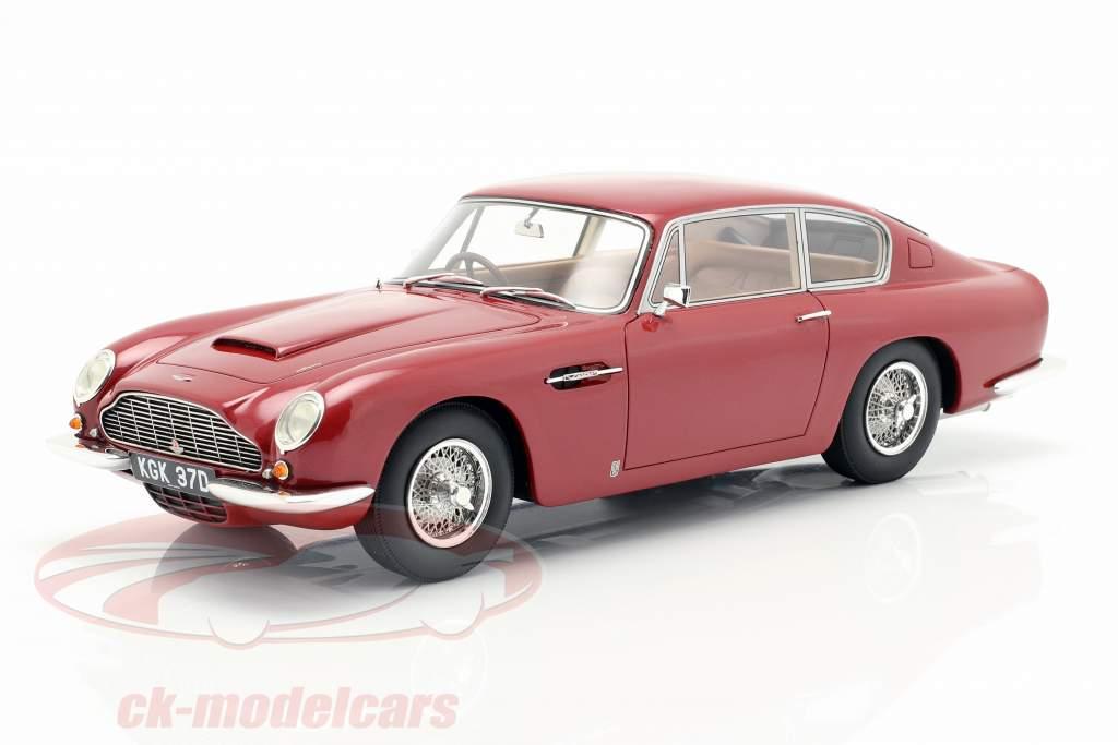 Aston Martin DB6 ano de construção 1964 castanho-avermelhado 1:18 Cult Scale