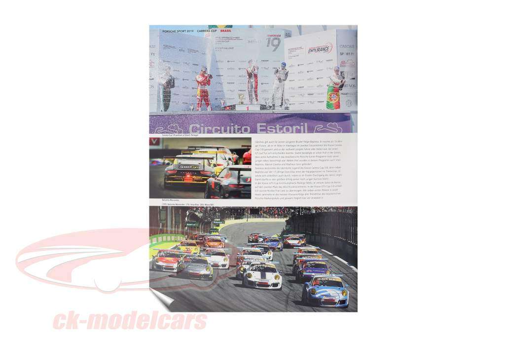 boeken: Porsche Sport 2019 door Tim Upietz (Gruppe C Motorsport Verlag)