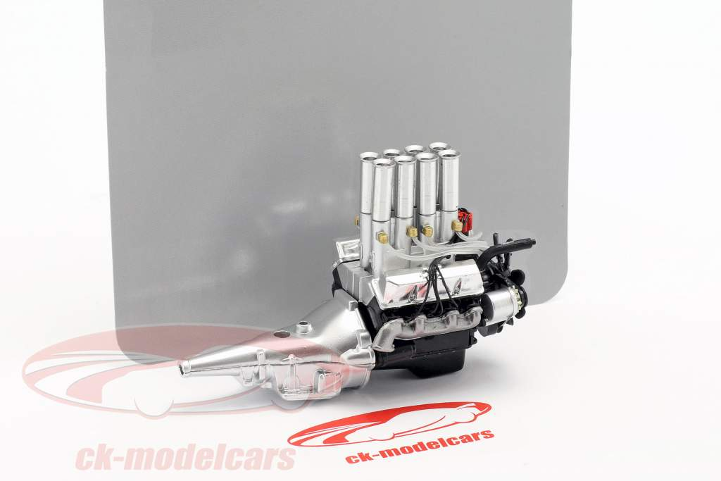 engine and transmission For Ford Fairlane (GMP 18910) 1:18 GMP