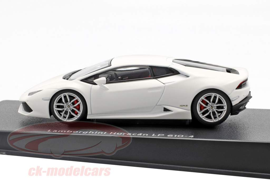 Lamborghini Huracan LP610-4 An 2014 tapis blanc 1:43 AUTOart