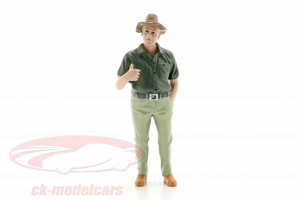 figure 8 Weekend Car Show 1:18 American Diorama