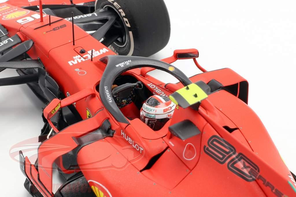 Charles Leclerc Ferrari SF90 #16 5th Australien GP Formel 1 2019 1:18 BBR