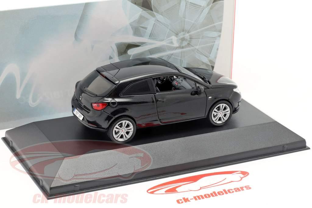 Seat Ibiza SC nero 1:43 Seat