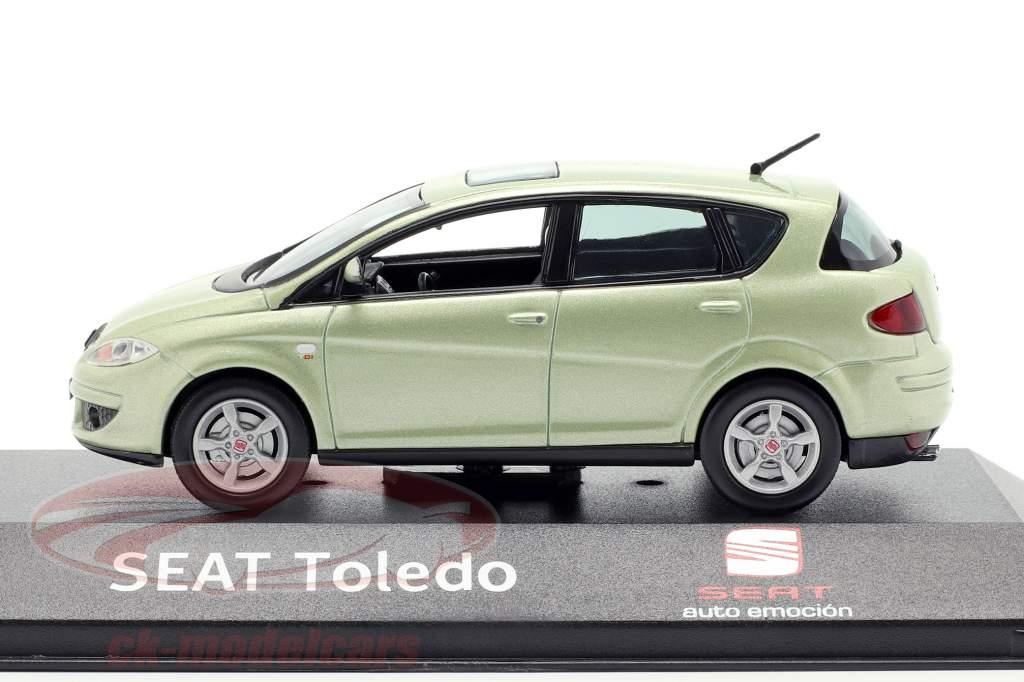 Seat Toledo III fresco green 1:43 Seat