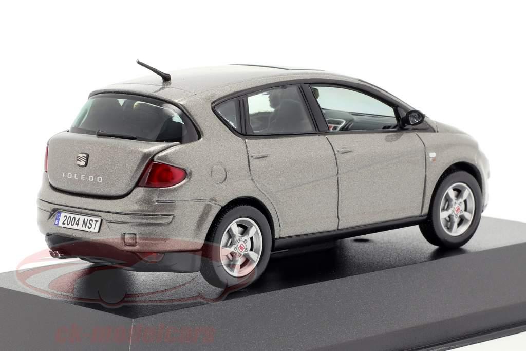 Seat Toledo III sombra grå metallisk 1:43 Seat