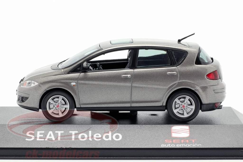 Seat Toledo III sombra grigio metallico 1:43 Seat