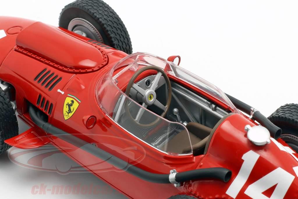 M. Hawthorn Ferrari Dino 246 #14 Italien GP verdensmester F1 1958 1:18 CMR