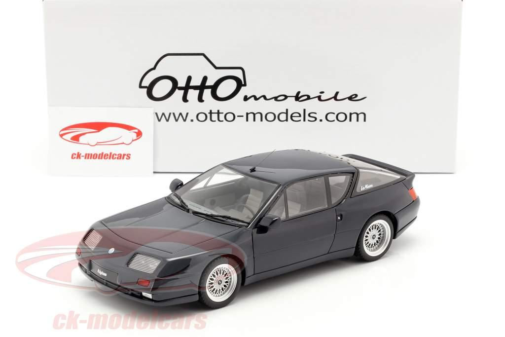 Renault Alpine GT LeMans year 1990 scarabee green 1:18 OttOmobile