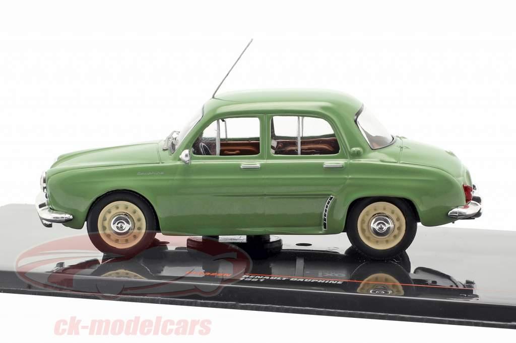 Renault Dauphine anno di costruzione 1961 verde 1:43 Ixo