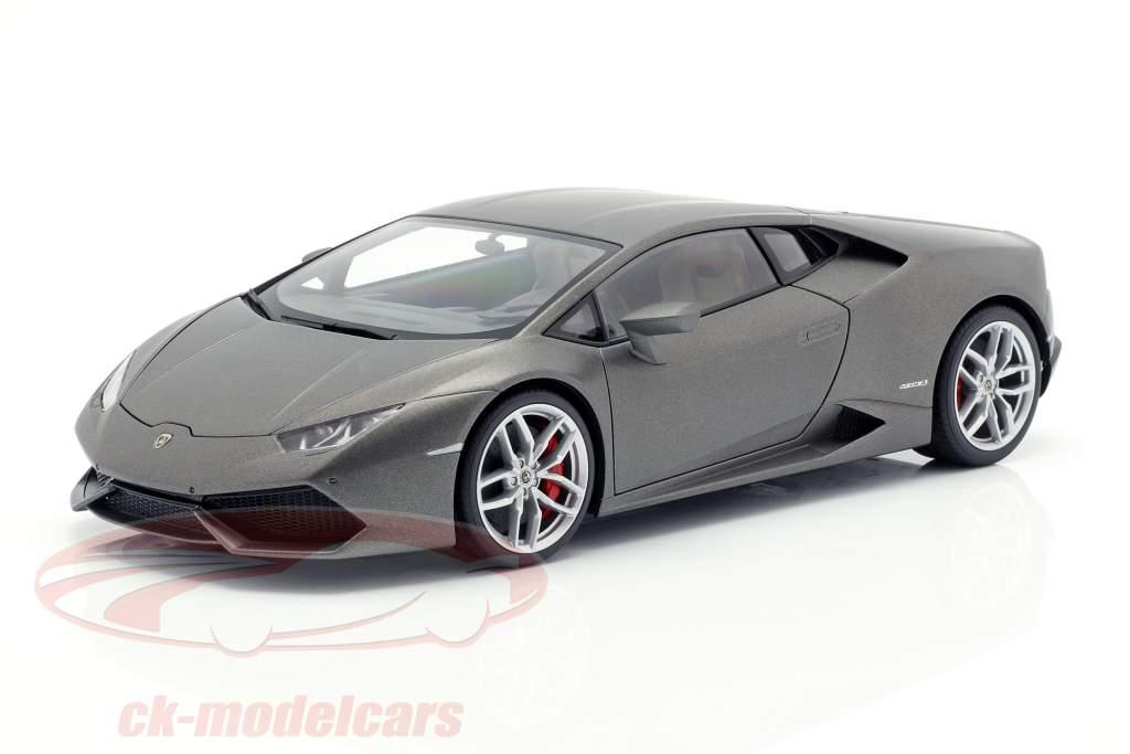 Lamborghini Huracan LP610-4 Anno 2014 titanio opaco grigio 1:18 AUTOart