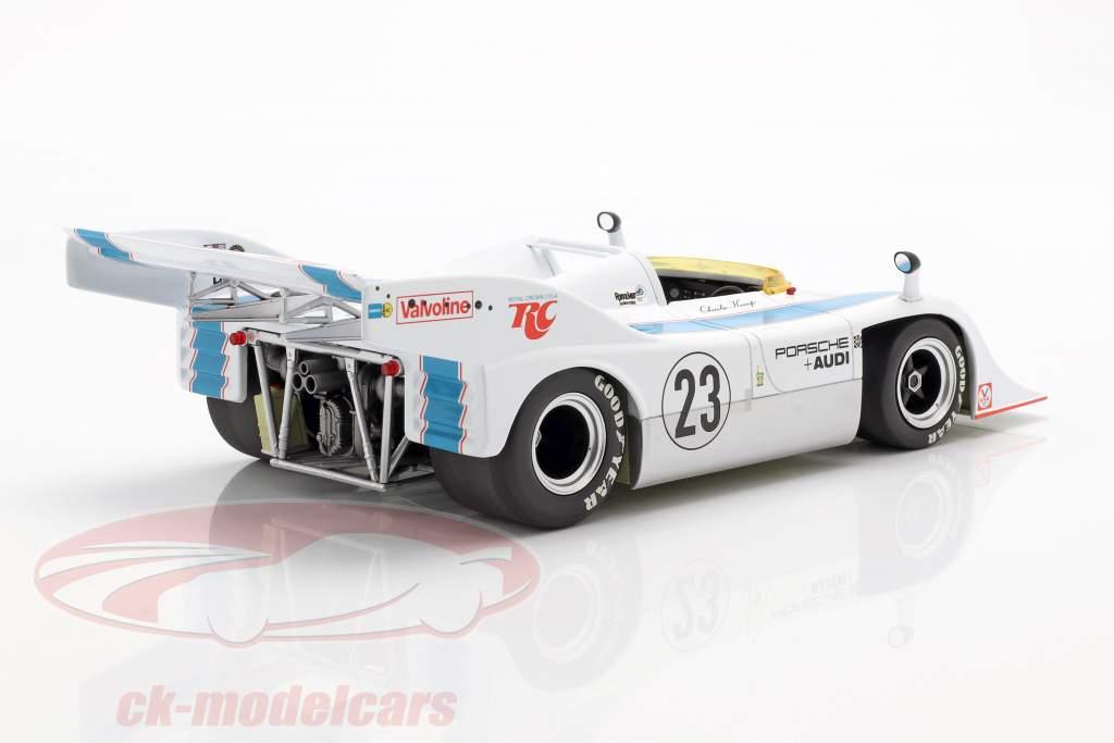 Porsche 917/10 #23 gagnant Can-Am Watkins Glen 1973 Charlie Kemp 1:18 Minichamps