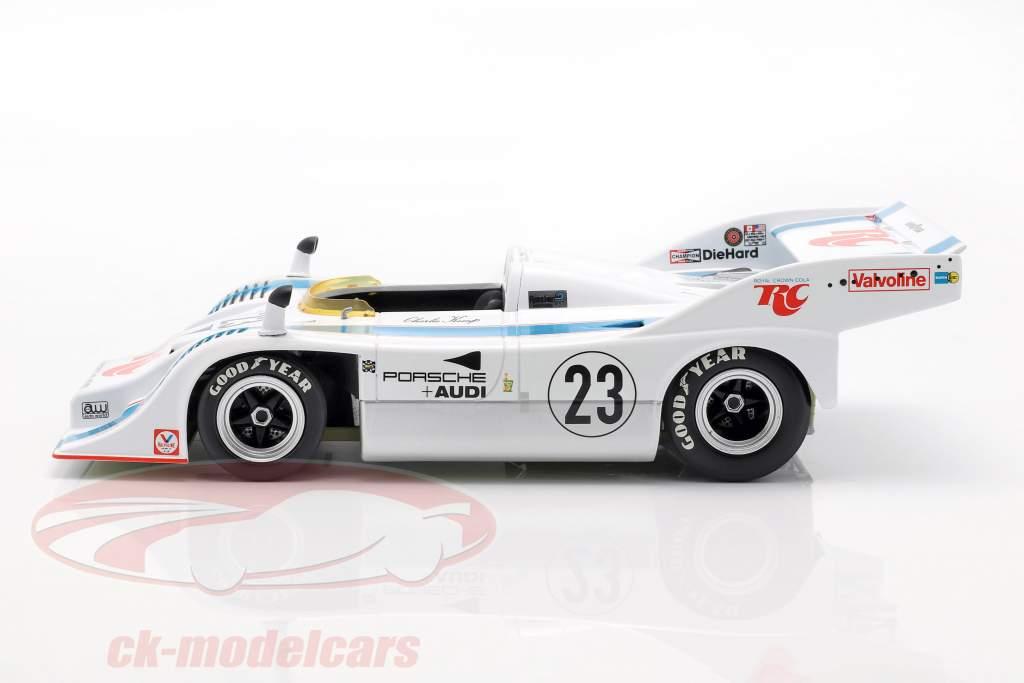 Porsche 917/10 #23 Winner Can-Am Watkins Glen 1973 Charlie Kemp 1:18 Minichamps