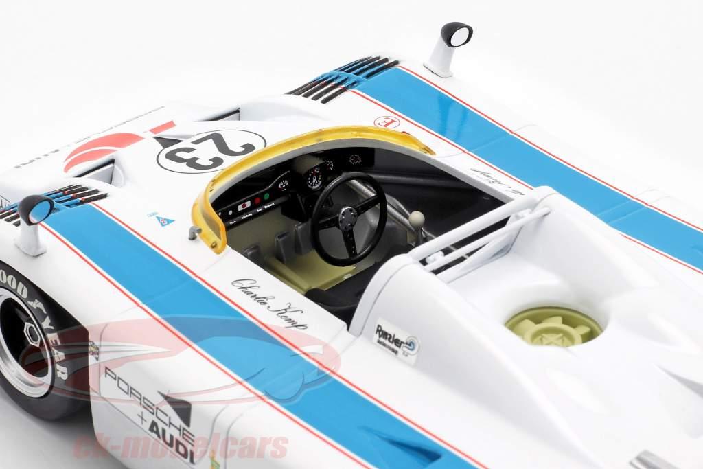 Porsche 917/10 #23 winnaar Can-Am Watkins Glen 1973 Charlie Kemp 1:18 Minichamps