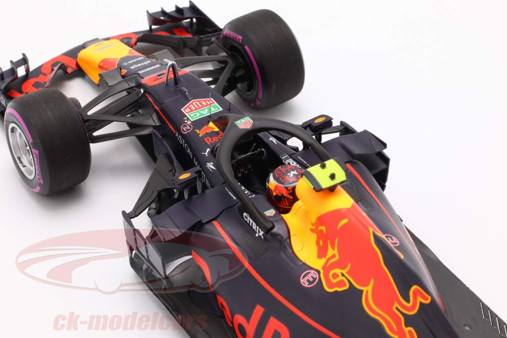 Max Verstappen Red Bull Racing RB14 #33 vencedor mexicano GP F1 2018 1:18 Minichamps