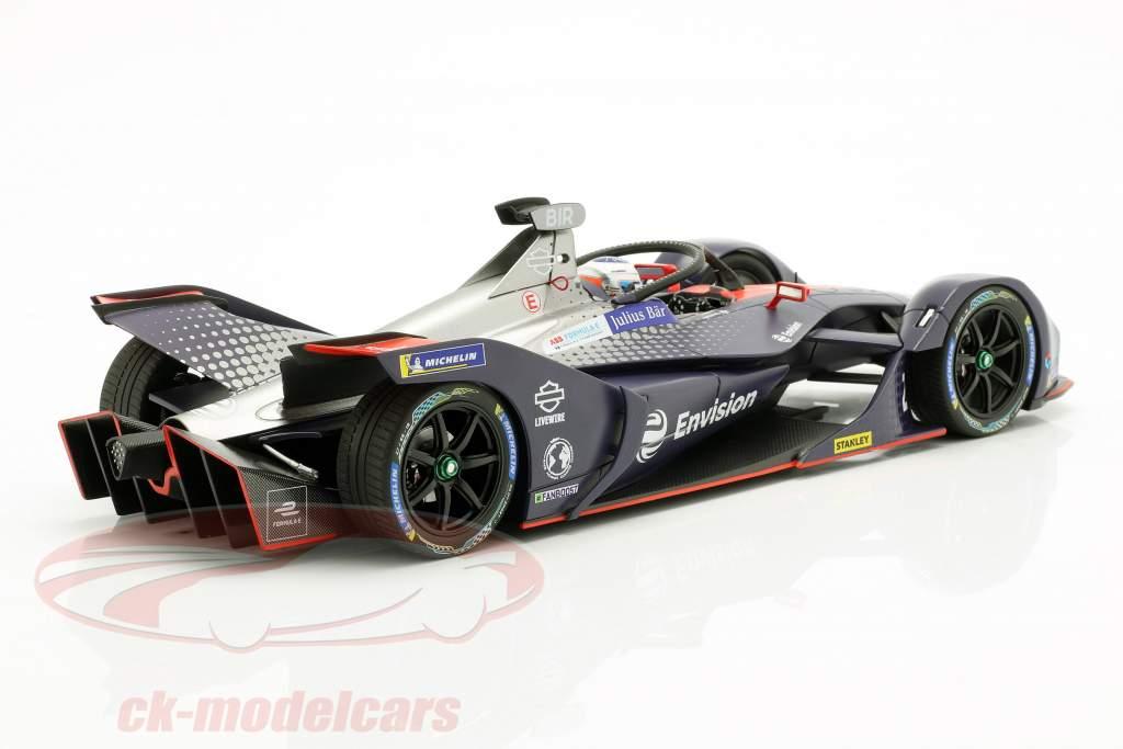 Sam Bird Audi e-tron FE05 #2 fórmula E temporada 2018/19 1:18 Minichamps