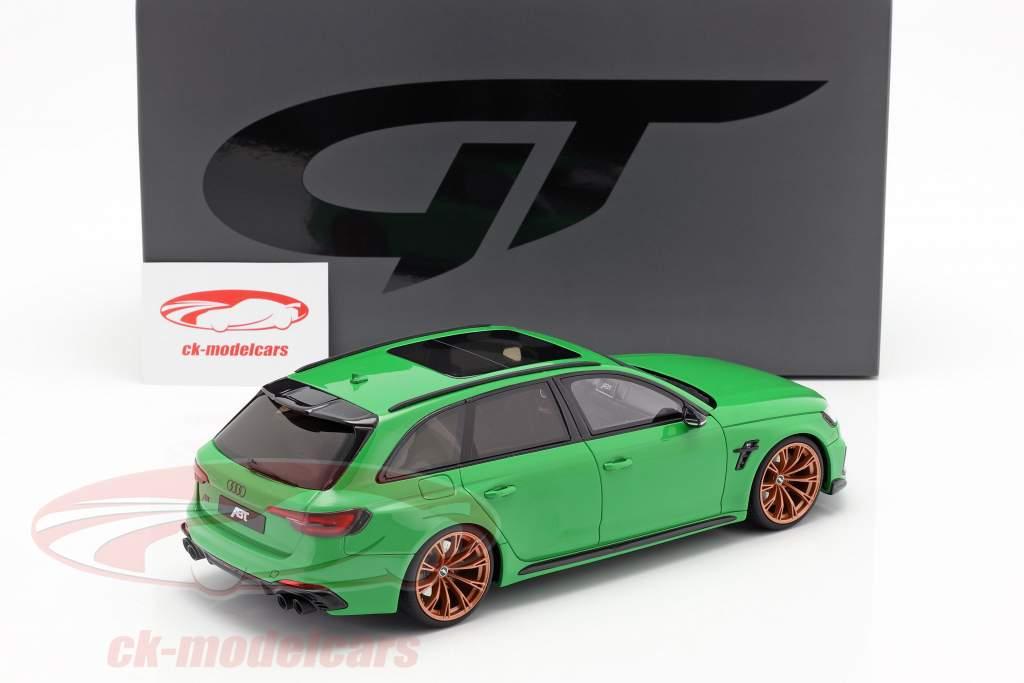 Audi ABT RS4  avant grün 1:18 GT Espírito