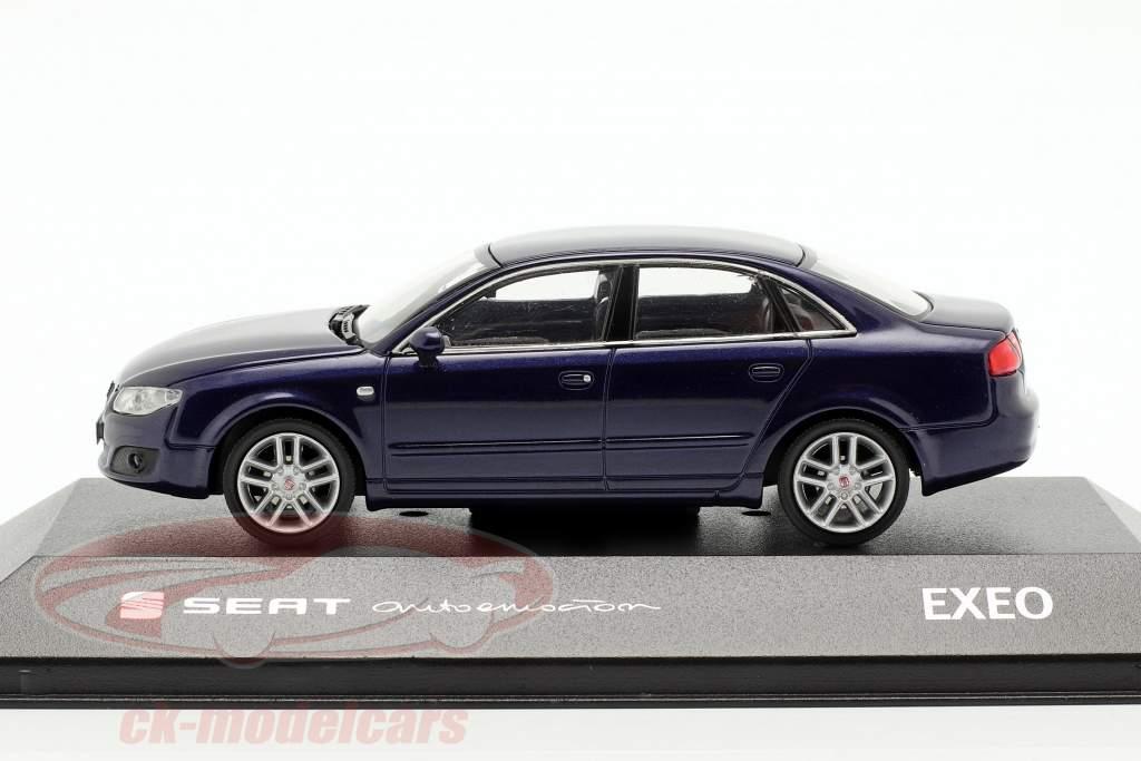 Seat Exeo Limousine ada blau metallic 1:43 Seat