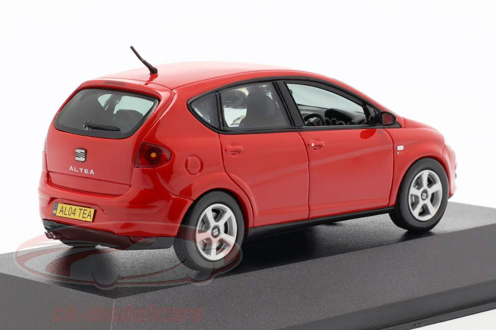 Seat Altea RHD red 1:43 Seat