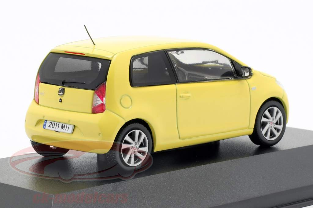 Seat Mii girasol amarillo 1:43 Seat