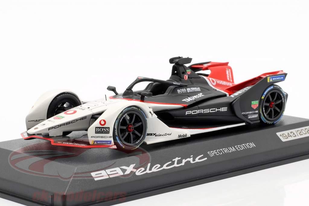Porsche 99X electric Formel E 2019/2020 Spectrum Edition 1:43 Minichamps