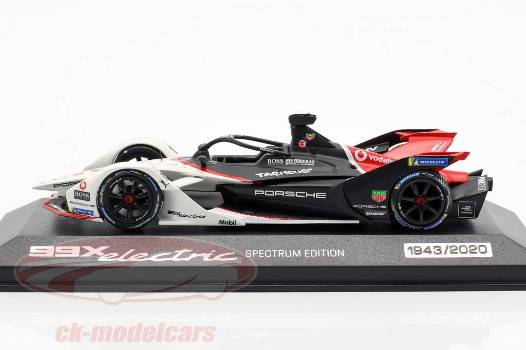 Porsche 99X electric fórmula E 2019/2020 Spectrum Edition 1:43 Minichamps
