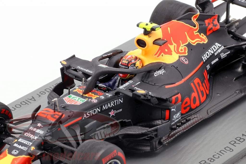 Alexander Albon Red Bull Racing RB15 #23 Belgian GP Formel 1 2019 1:43 Spark
