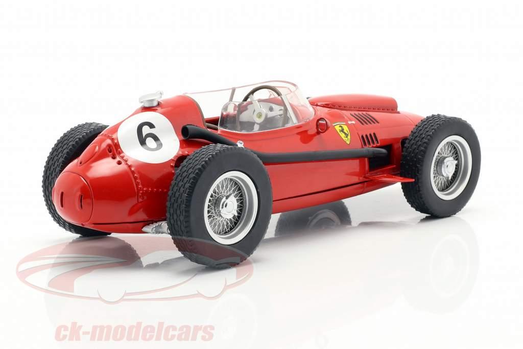 Mike Hawthorn Ferrari Dino 246 #6 2 Maroc GP champion du monde F1 1958 1:18 CMR