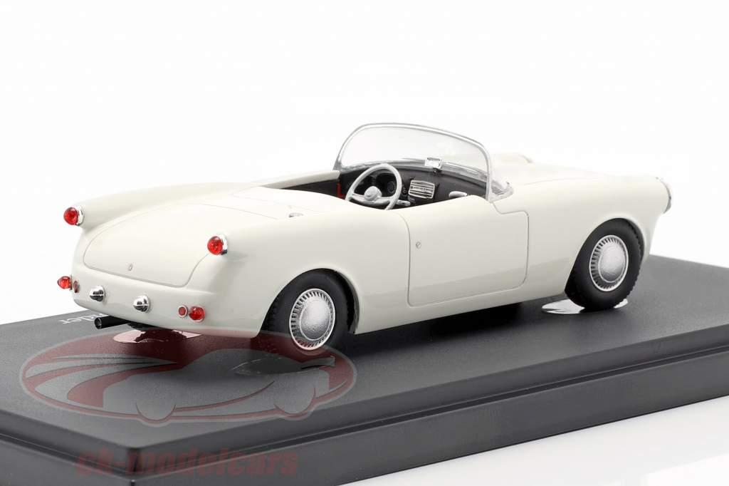 Auto Union DKW Michaux Spider ano de construção 1949 branco 1:43 AutoCult