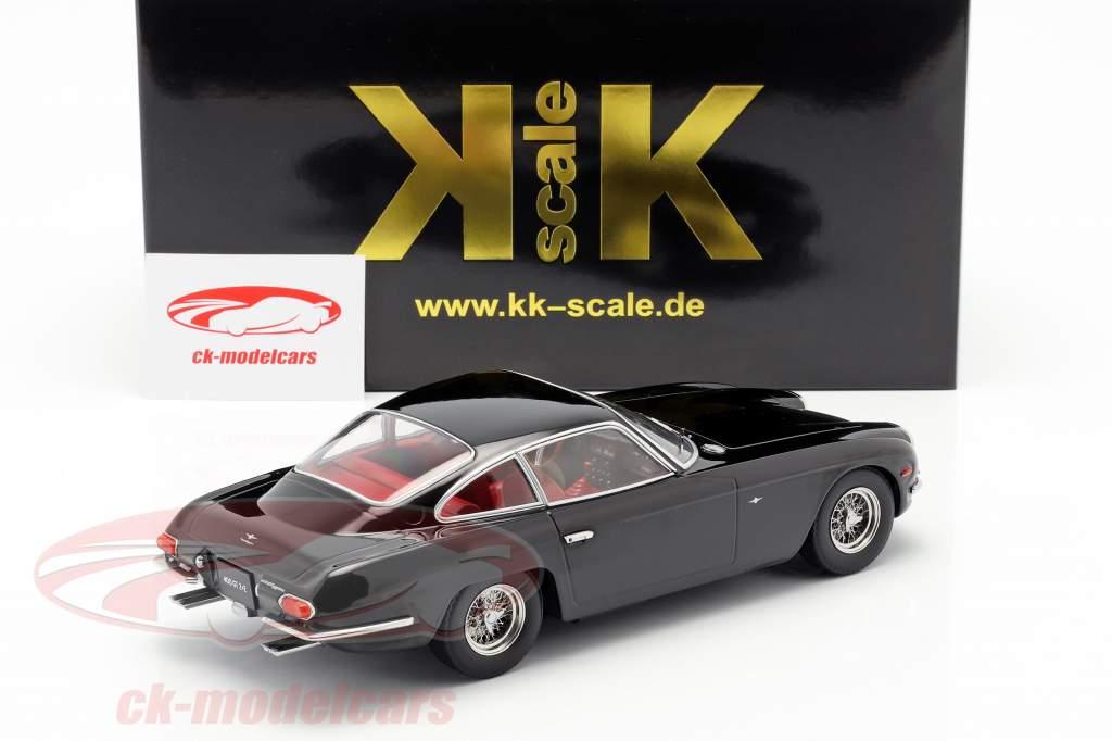 Lamborghini 400 GT 2 2 Baujahr 1965 schwarz 1:18 KK-Scale