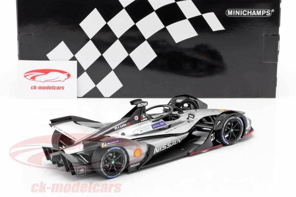 Oliver Rowland Nissan IM01 #22 fórmula E temporada 5 2018/19 1:18 Minichamps