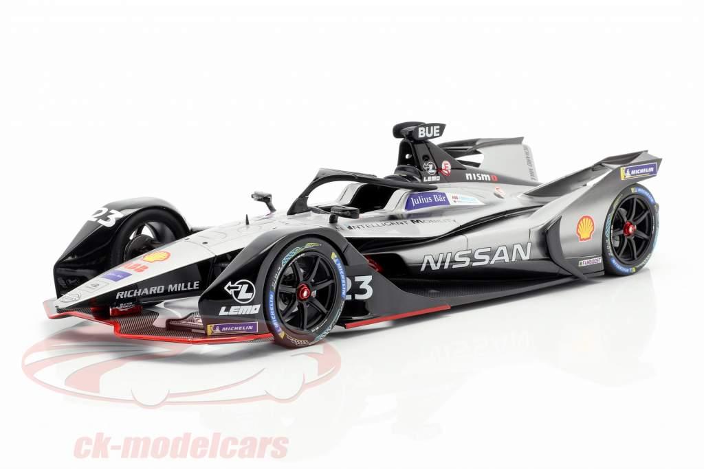 Sebastien Buemi Nissan IM01 #23 fórmula E temporada 5 2018/19 1:18 Minichamps