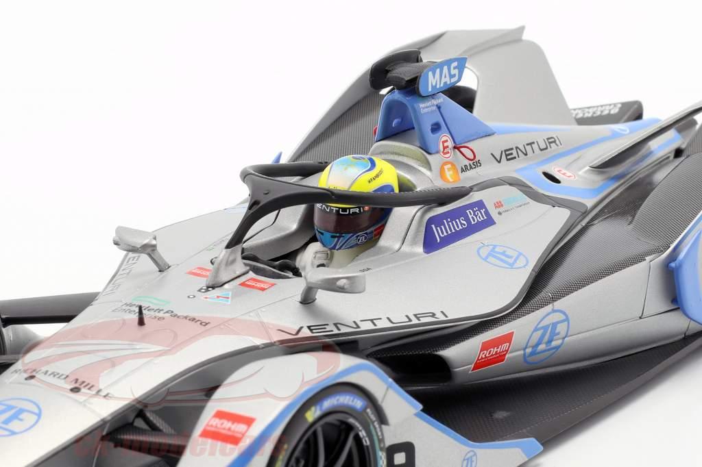 Felipe Massa Venturi VFE05 #19 Formel E Saison 5 2018/19 1:18 Minichamps