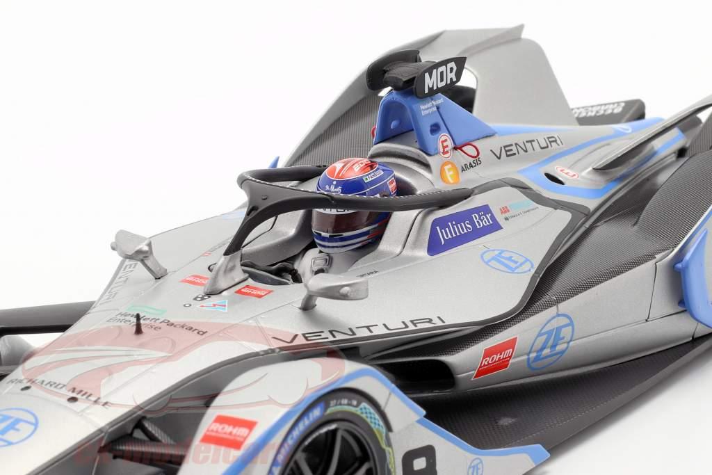 Edoardo Mortara Venturi VFE05 #48 Formel E Saison 5 2018/19 1:18 Minichamps