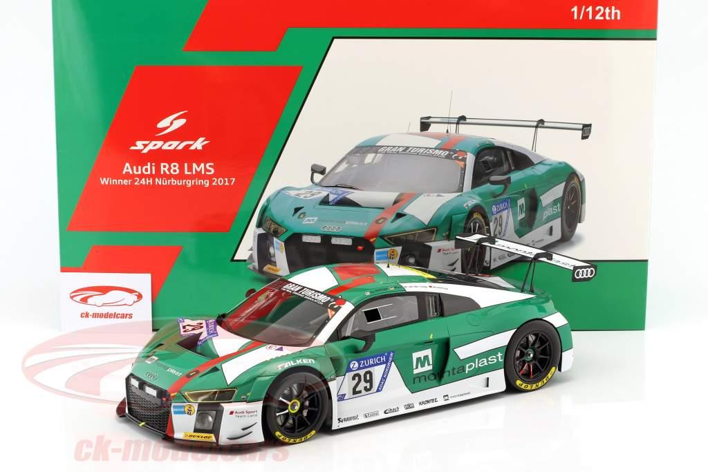 Audi R8 LMS #29 Winner 24h Nürburgring 2017 1:12 Spark / 2. Wahl