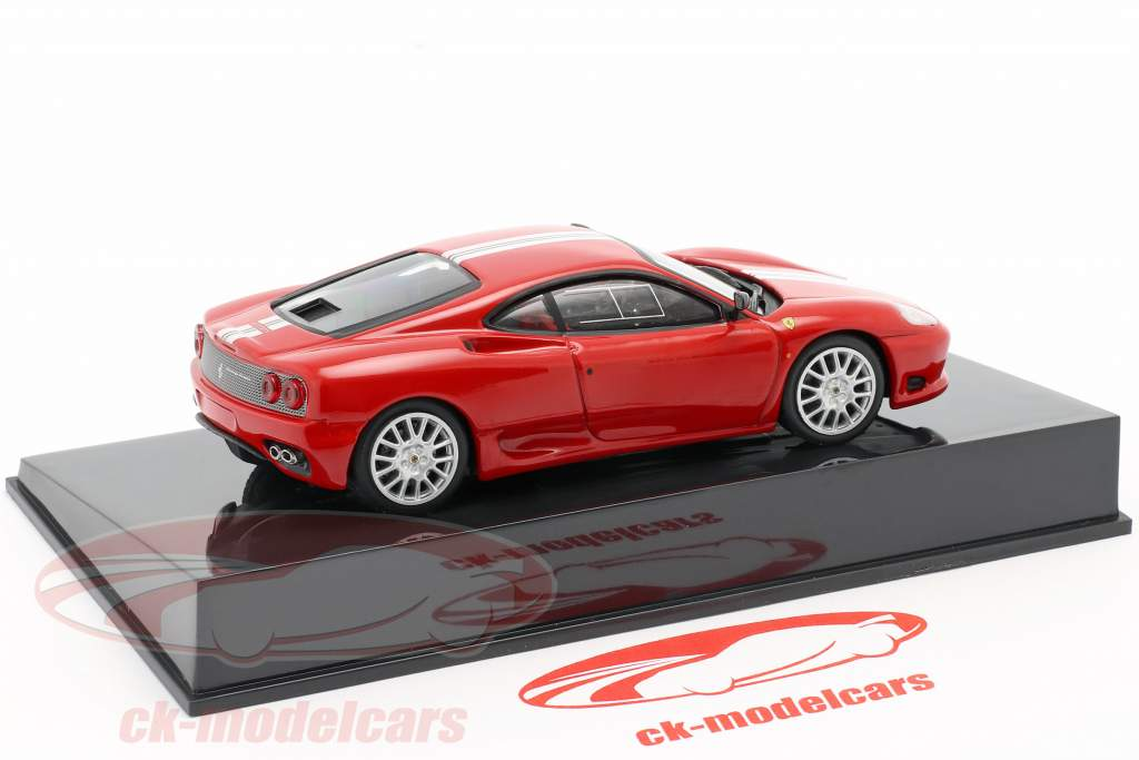 Ferrari Challenge Stradale ano de construção 2003 vermelho 1:43 Altaya