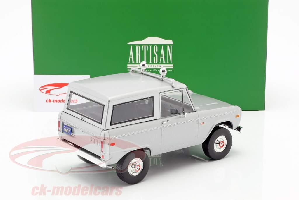 Ford Bronco Opførselsår 1970 film Speed (1994) lys grå 1:18 Greenlight