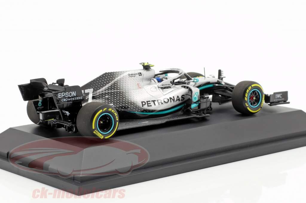 Valtteri Bottas Mercedes-AMG F1 W10 EQ Power+ #77 Formel 1 2019 1:43 Minichamps