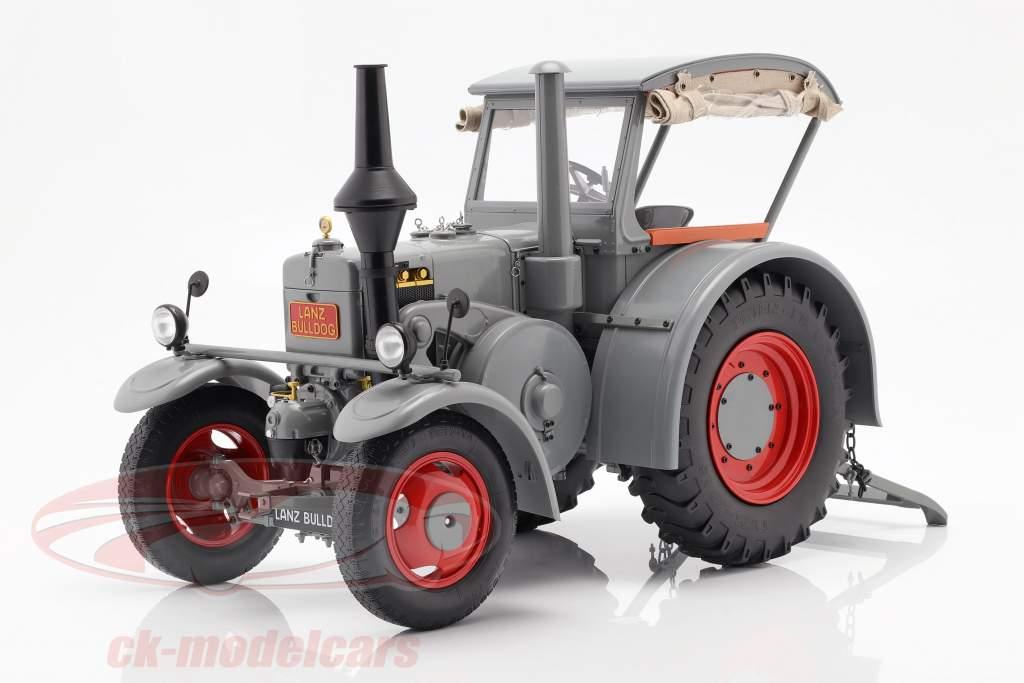 Lanz Bulldog D8506 année de construction 1937 gris 1:8 Premium X