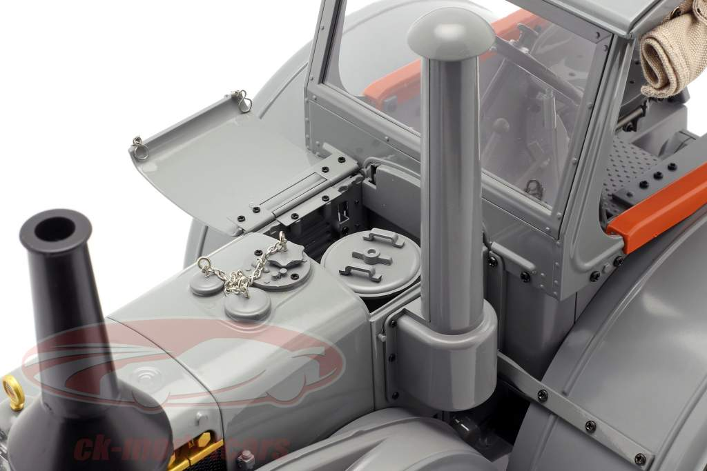 Lanz Bulldog D8506 anno di costruzione 1937 grigio 1:8 Premium X