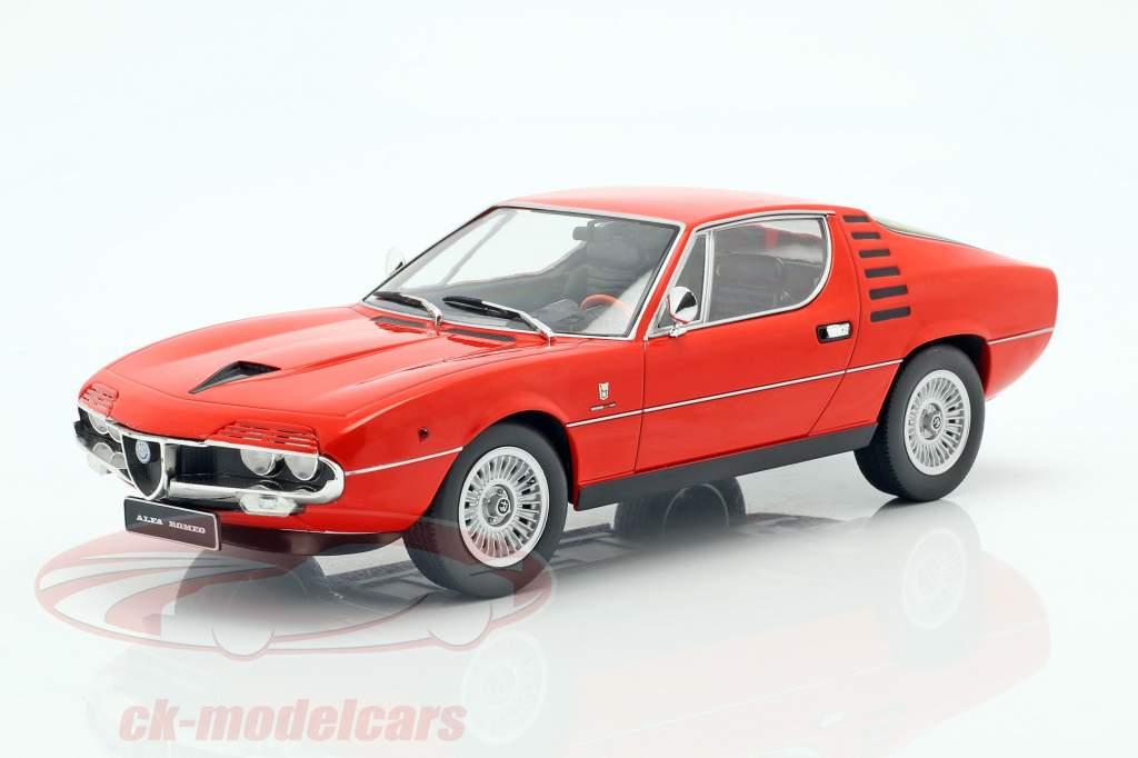 Alfa Romeo Montreal ano de construção 1970 vermelho 1:18 KK-Scale