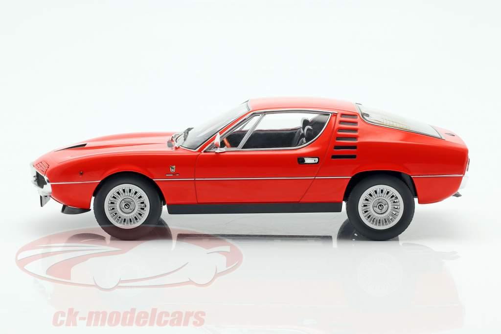 Alfa Romeo Montreal Bouwjaar 1970 rood 1:18 KK-Scale