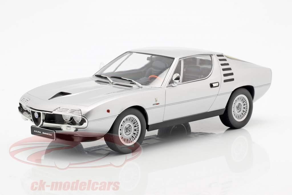 Alfa Romeo Montreal ano de construção 1970 prata 1:18 KK-Scale