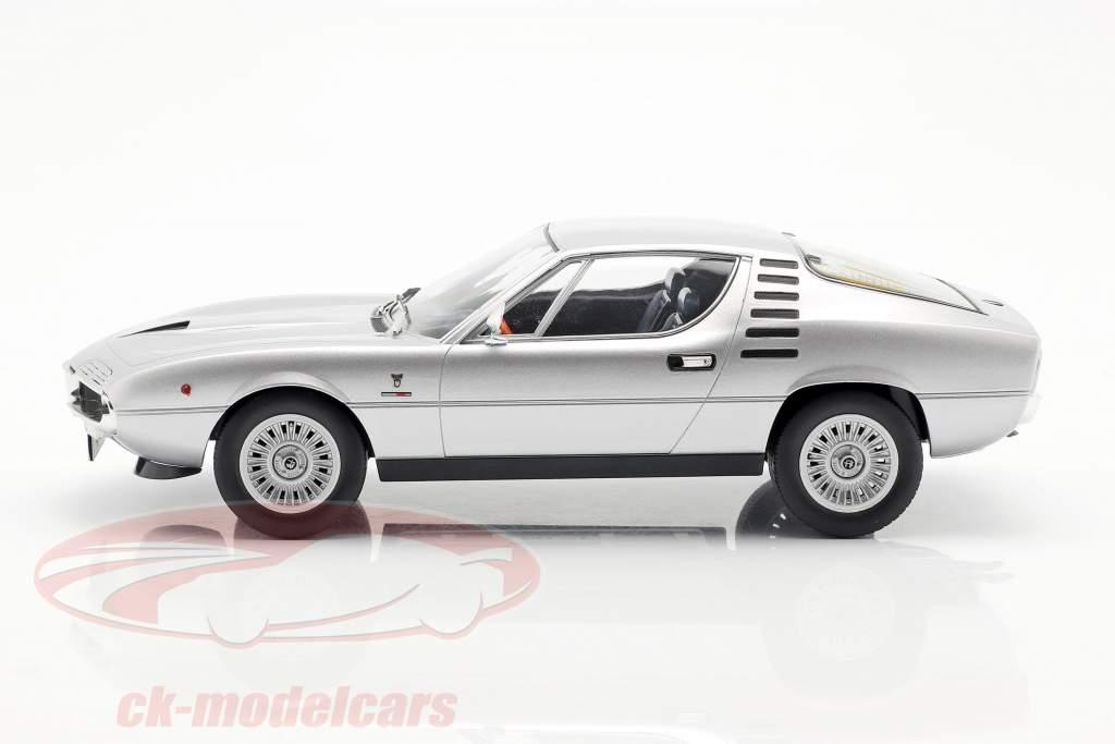 Alfa Romeo Montreal year 1970 silver 1:18 KK-Scale