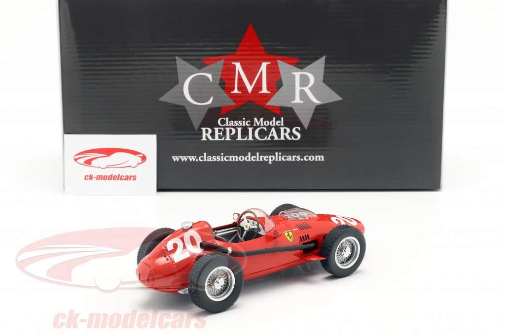 Mike Hawthorn Ferrari Dino 246 #20 argentino GP campione del mondo F1 1958 1:18 CMR