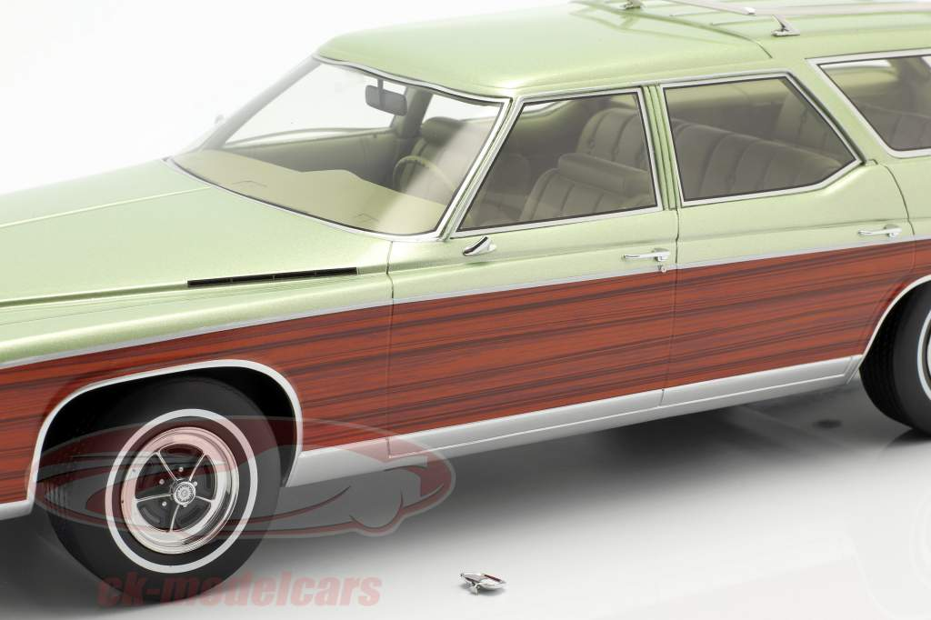 Buick Estate Wagon cal metálico 1:18 BoS-Models / 2. eleição