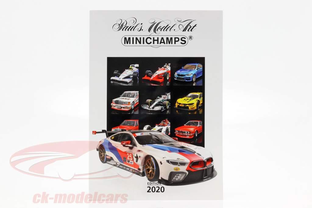 Minichamps catalogue édition 1 2020